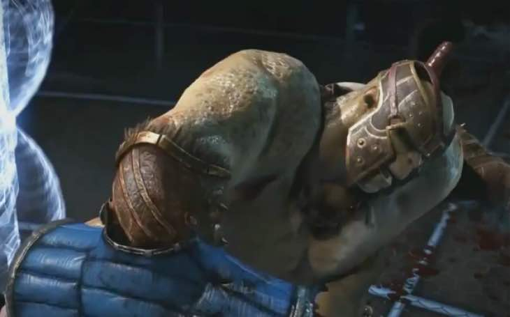 MKX 1.08 patch notes with massive buffs list