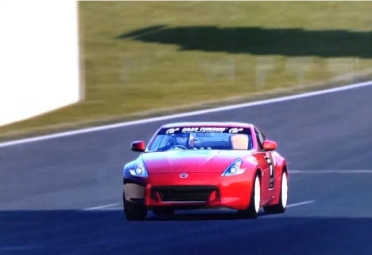 Gran Turismo 6 actual gameplay shows graphics