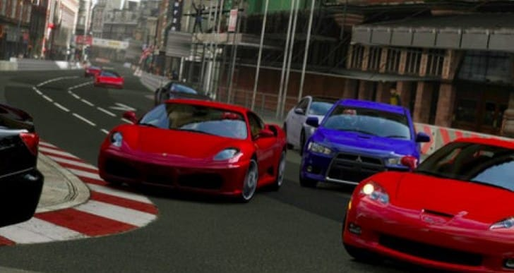 PS Vita hardware constraints for Gran Turismo 6