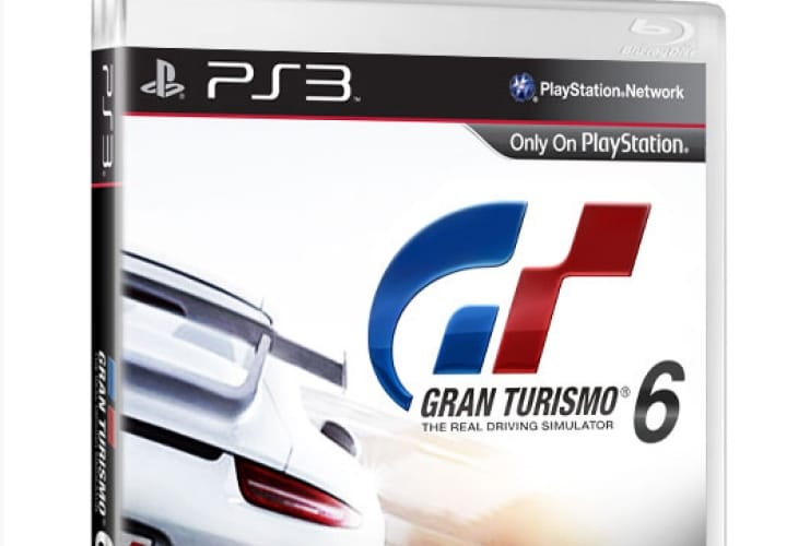 Gran Turismo 6 PS3 can be ordered online now