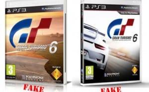 Gran Turismo 6 box art, release fools fans