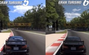 Gran Turismo 6 Vs GT5 PS3 graphics are worse?