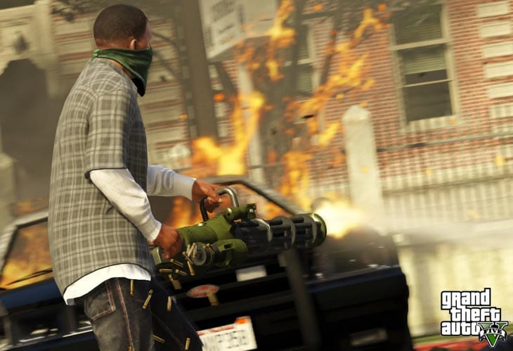 GTA V radio stations feature Flying Lotus