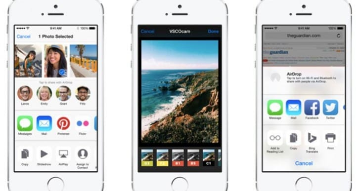 iOS 8 beta 6 and 7.1.3 on same release date?