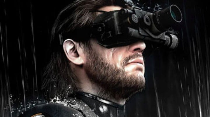 Metal Gear Solid Ground Zeroes live stream at GDC 2013