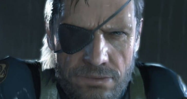 Metal Gear Solid Ground Zeroes minus Snake actor fears