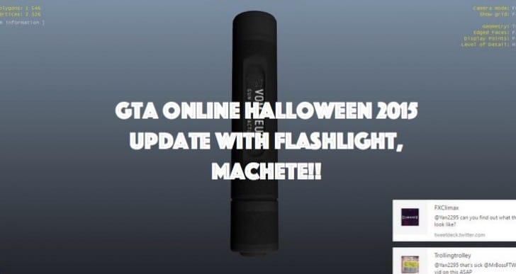 GTA V Online Halloween DLC update for 2015 leaked