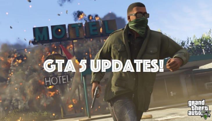 gta five update