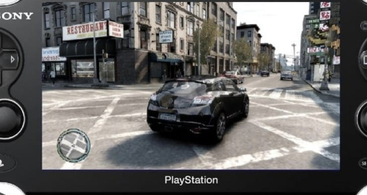GTA V DLC news reignites PS Vita SA Port