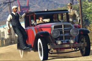 GTA Online 1.32 update notes list for Be My Valentine patch