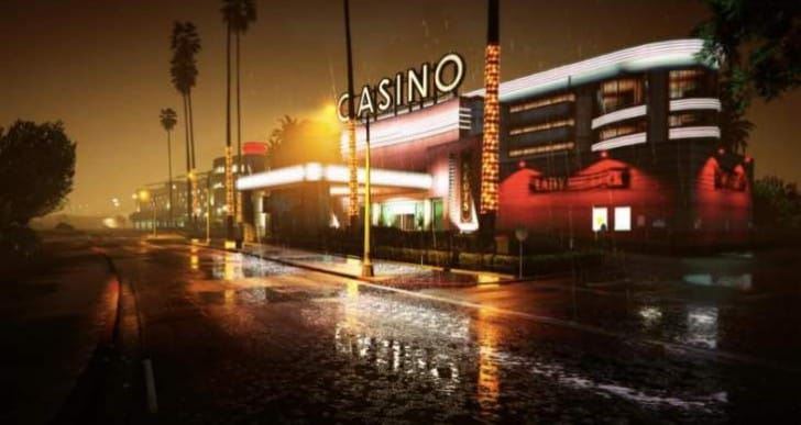 GTA Online Casino doors open in two days rumor