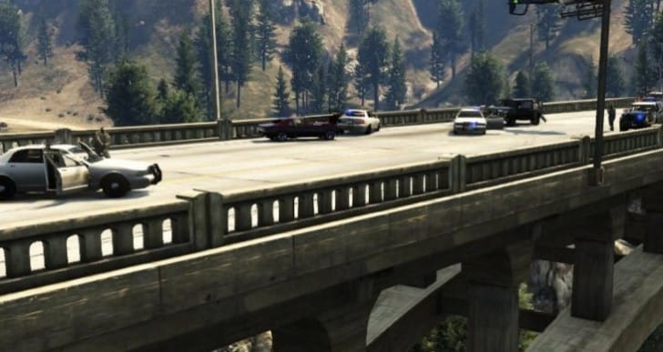 GTA V Online Heists with 1.05 patch demanded