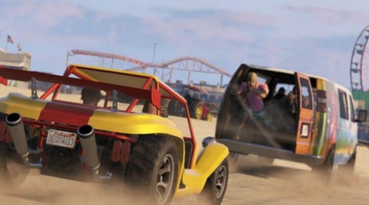 GTA V Heists DLC release date MIA with Beach Bum