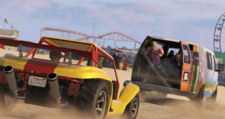 GTA V Heists DLC release date MIA with Beach Bum
