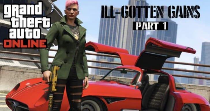 GTA Online ill Gotten Gains DLC Car price list