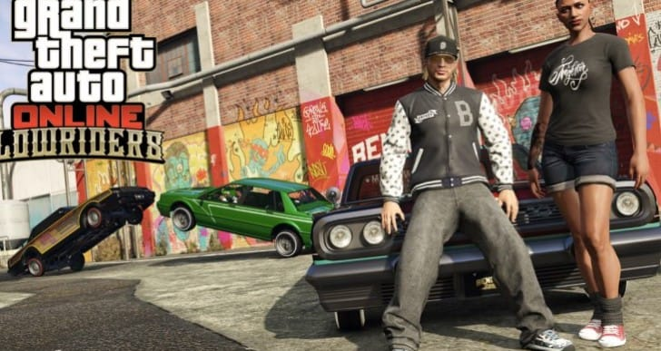 GTA 5 Online update for new Lowrider cars