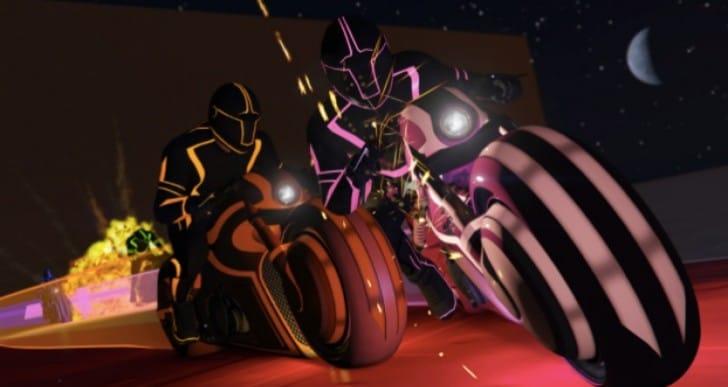 GTA Online Nagasaki Shotaro Tron Bike Vs Bati Vs Hakuchou Drag