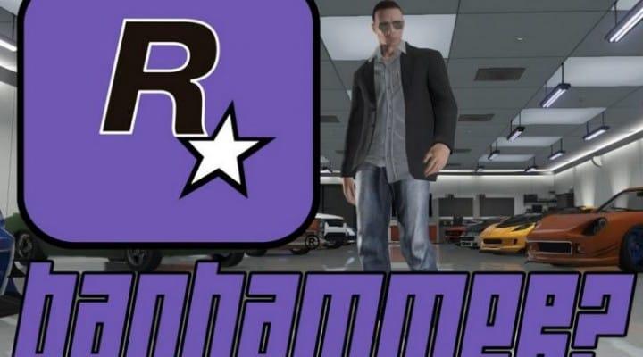 GTA V Online cheats suffer RP action