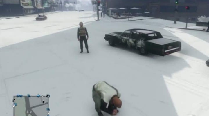 GTA Online DNS server codes offer snow forever
