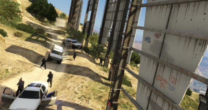 GTA V story continues with GTA Online