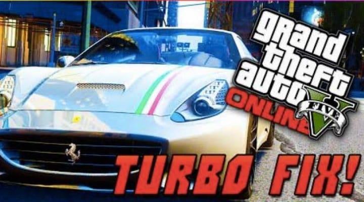 New GTA V update for broken Turbo cars fix