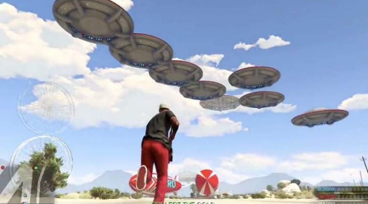 New GTA Online job with Space Docker, Blimp location