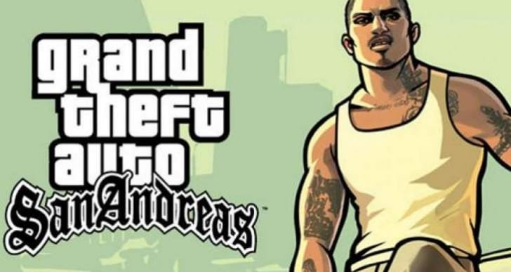 GTA San Andreas remaster not for PS4, Xbox One
