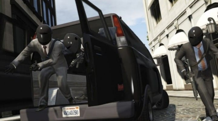 GTA V 1.05 update needs Heists, not Stimulus Package