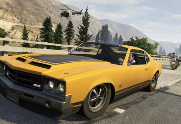 GTA V 1.06 patch leaves thousands unhappy