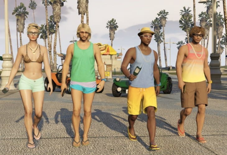 GTA V 1.06 PS3, Xbox 360 update with Beach Bum DLC