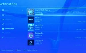 GTA V 1.07 PS4 update live for Heists