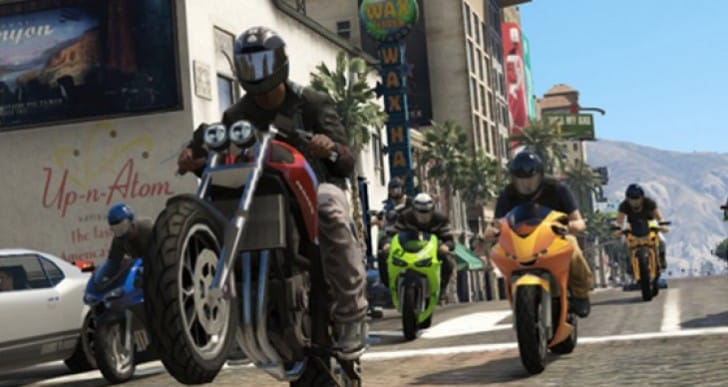 GTA V 1.08 update necessities following 1.07