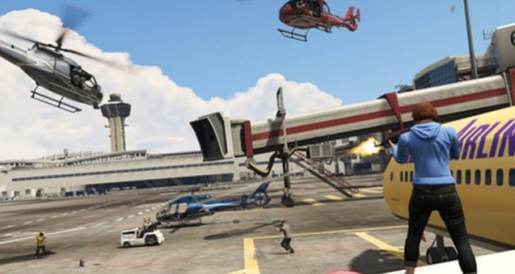 GTA V 1.08 update live within hours