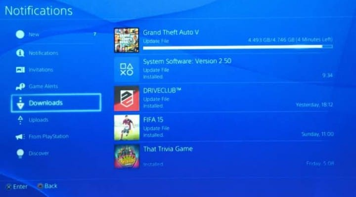 GTA V 1.09 update live for March 26