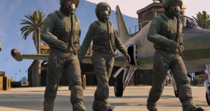 GTA V 1.17 update for Army DLC three months away