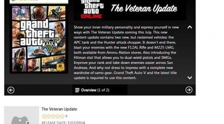 GTA V 1.16 update misses window