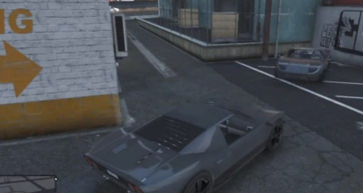 GTA V Bullet GT, Vapid car has two locations