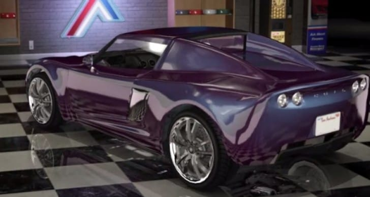 GTA V cars list starts with Rockstar tease