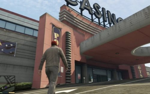 The GTA V casino..the perfect location for the ultimate Heist!