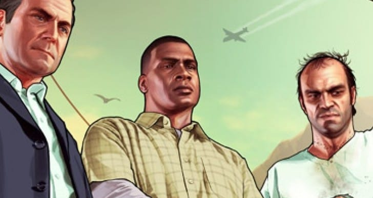 GTA V character unique abilities can be upgraded