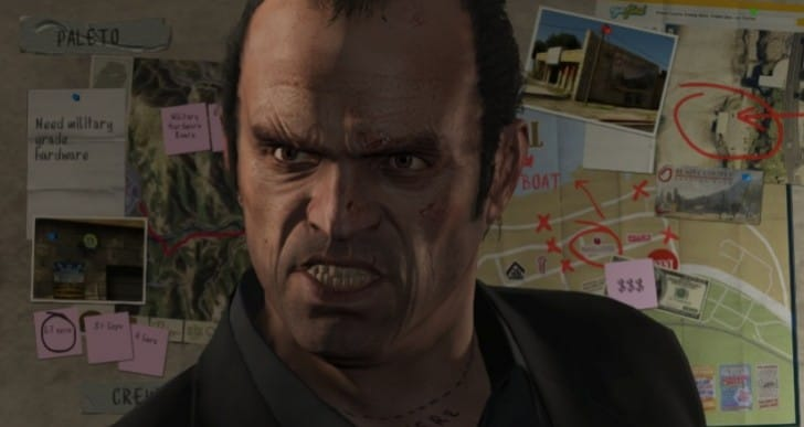 GTA V story DLC pressure after trademark