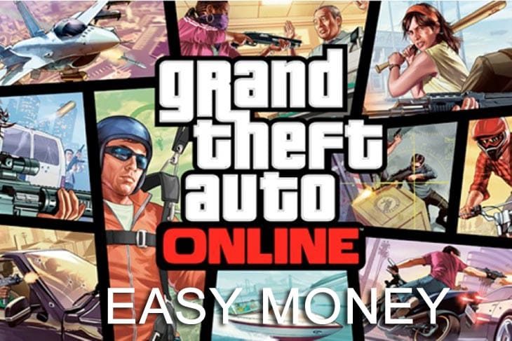 GTA V online patch ends easy money