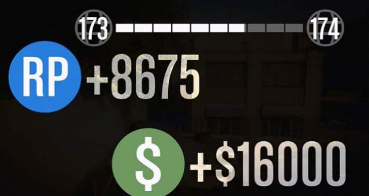 GTA V Online easy money before 1.17