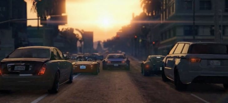 GTA 5 1.19, 1.35 update for next PS4, Xbox One features