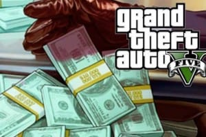 GTA V 1.05 PS4 update with Heists necessity