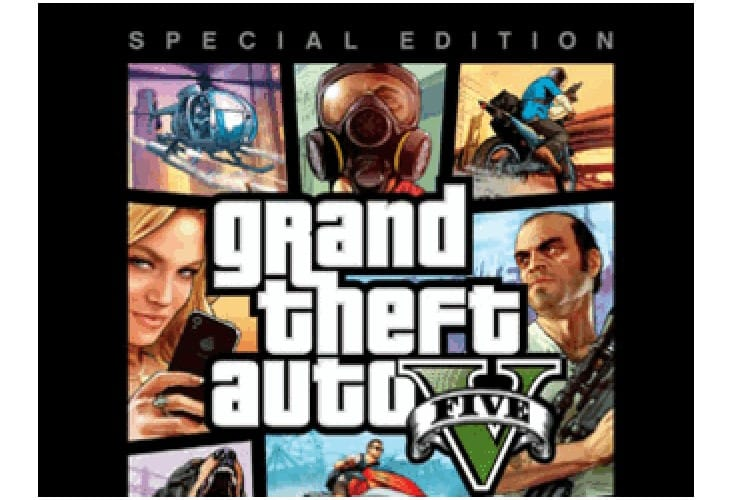 GTA V cheaper in UK with promo code