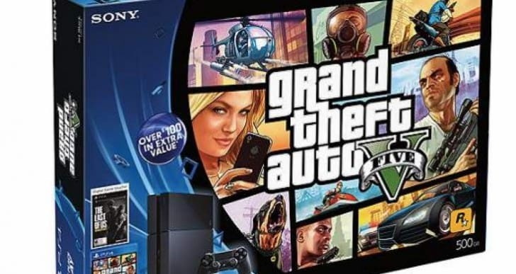 PS4 Cyber Monday bundle at GameStop Vs Walmart