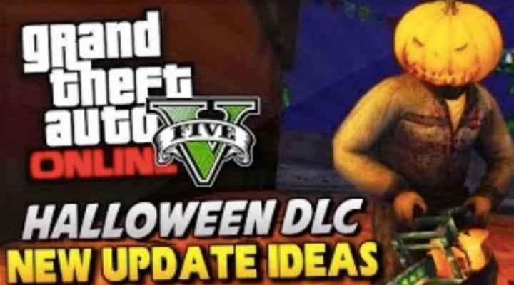 GTA V 1.18 update release time for Halloween