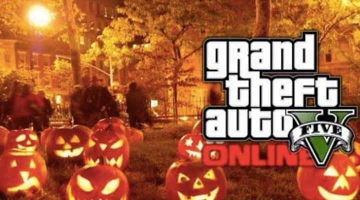 GTA V 1.18 update for Halloween excitement