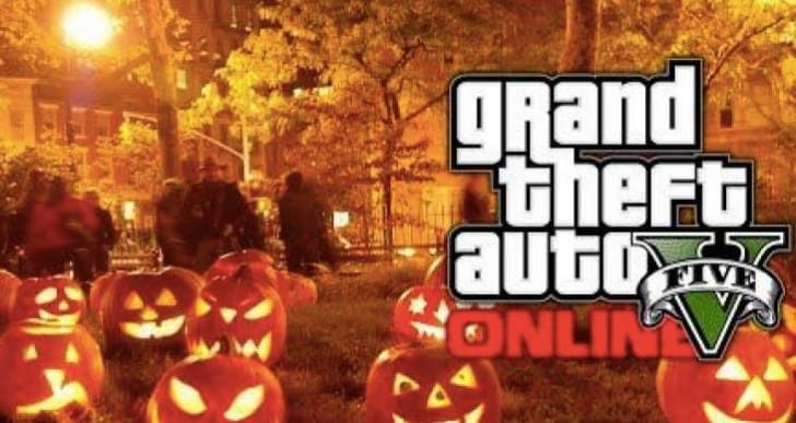 GTA V 1.18 update for Halloween excitement